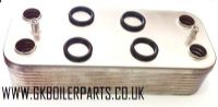 VOKERA LINEA 24 HEAT EXCHANGER PART NO: 8036
